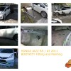 Honda Jazz RS 2011, Mugen Body kit fitting & painting.