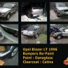 Opel Blazer 1996 Bumper Recondition