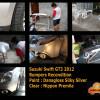 Suzuki Swift GT3 2012, Rekondisi Bumper