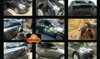 Nissan March 2011, Rekondisi Pintu Kanan Depan, Fender, Bumper Depan