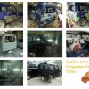 Suzuki Jimny SJ410 1984, Cat Total Body.