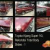 Restorasi Total Toyota Kijang Super 90