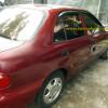 Hyundai Accent, Rekondisi body kanan dan kap mesin.