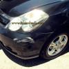 Honda Stream 06, Rekondisi Bumper Depan dan Poles