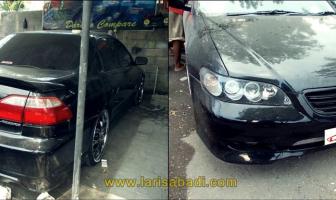 Honda Accord VTi, Wide Body Modification