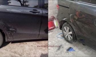 Honda Freed, Repair pintu Kanan Belakang