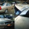 Hyundai Accent 2003, Pengecatan Keliling
