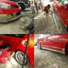 Honda Civic FD, Pemasangan & Cat Bodykit