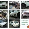 FIAT 127 1975. Restorasi