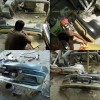 Honda Jazz RS 08 Grey, Pembuatan Bodykit Add On Custom dan Spoiler