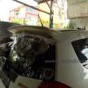 Honda Jazz GE-8 2011, Pembuatan Spoiler Custom