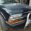 Opel Blazer, Rekondisi Kap Mesin & Pembuatan Air Scoop