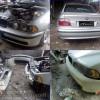 BMW 535i E39, Pembuatan Bodykit Custom Fiber
