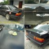 Toyota Great Corolla 92, Pengecatan Total