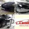Honda Civic FD '07, Pembuatan Bodykit Custom Add On