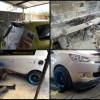 Spoiler dan Bodykit Mitsubishi Mirage