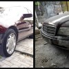 Mercedes Benz  C180 W202, Perbaikan Bumper Depan