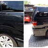 Toyota Alphard 2007, Minor Repair