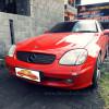Mercedes Benz SLK (R170), Rekondisi Cat