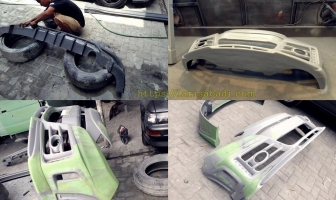 Honda HR-V, Modifikasi Bodykit