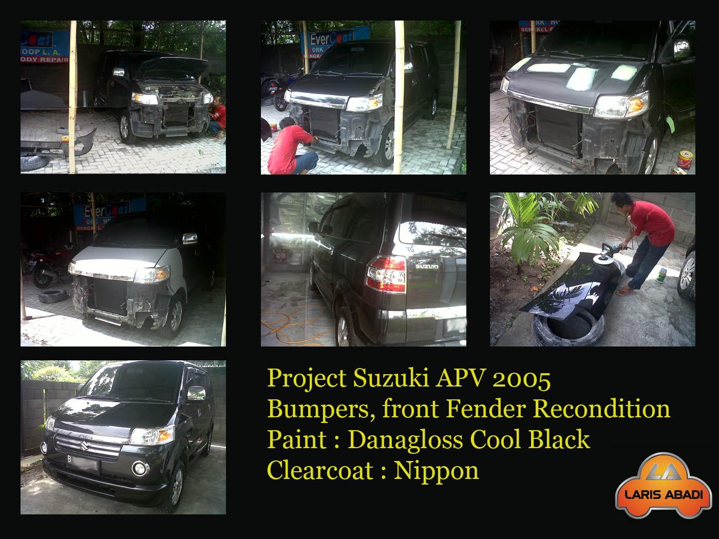 Suzuki APV X 2005