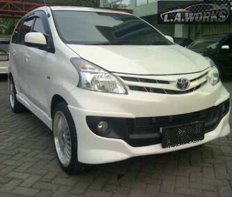 Bodykit new Avanza Xenia