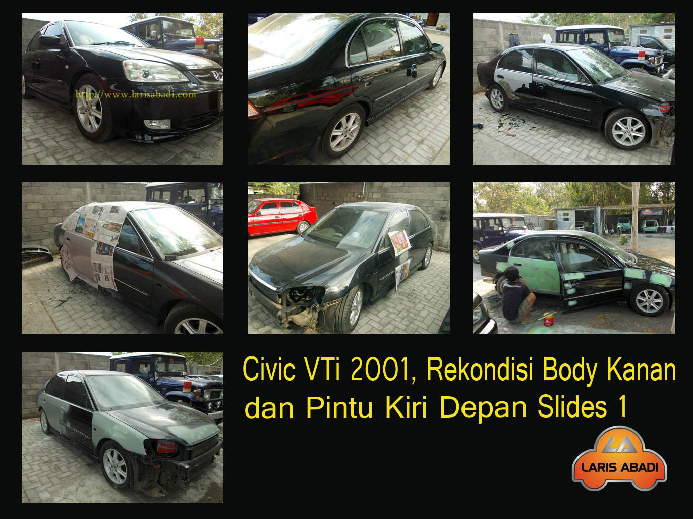 Civic VTi 2001