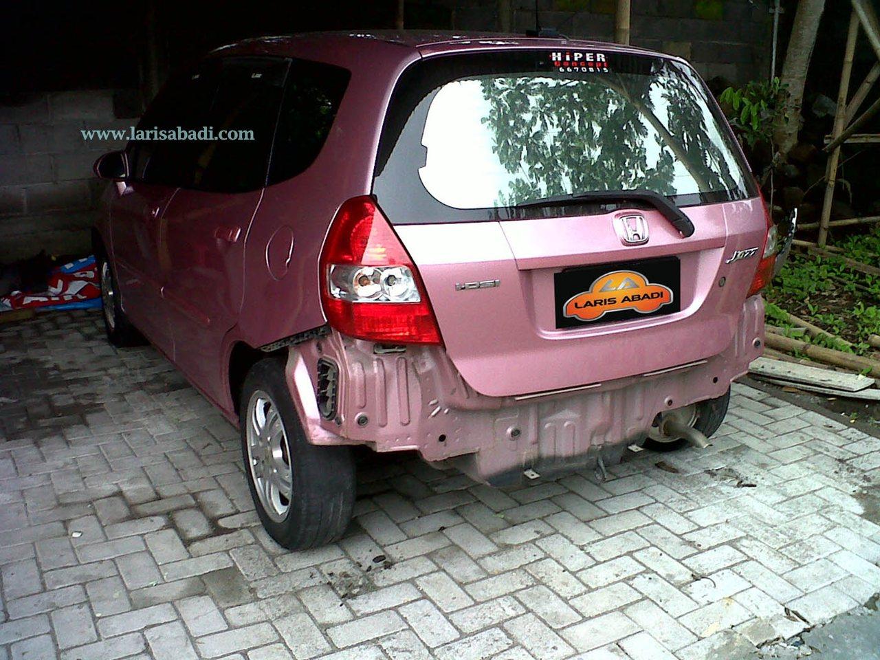 Jazz Pink 1