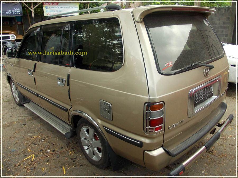 Kijang LGX Brown 1