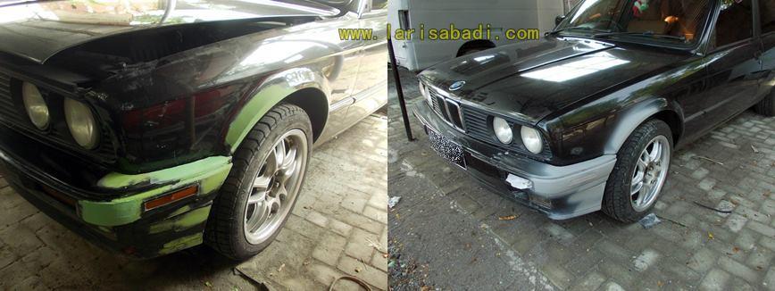 BMW E30 4-tile