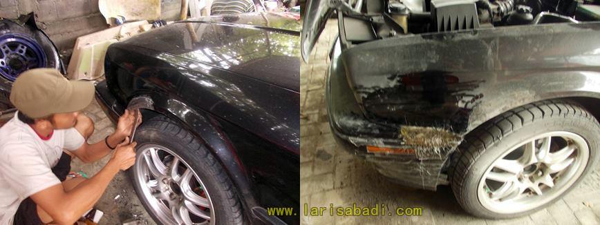 BMW E30 Repair