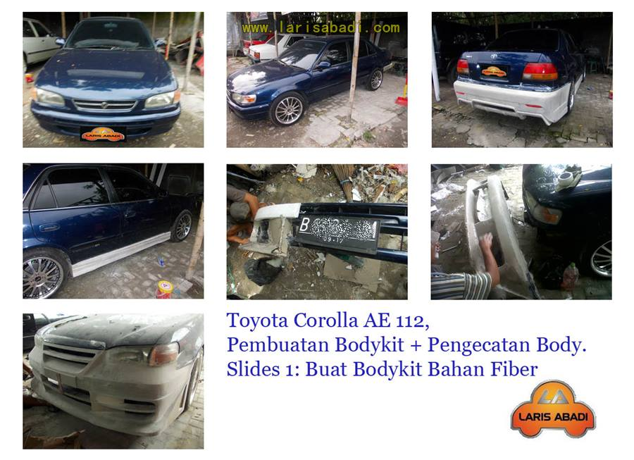 Project All New Bodykit 1