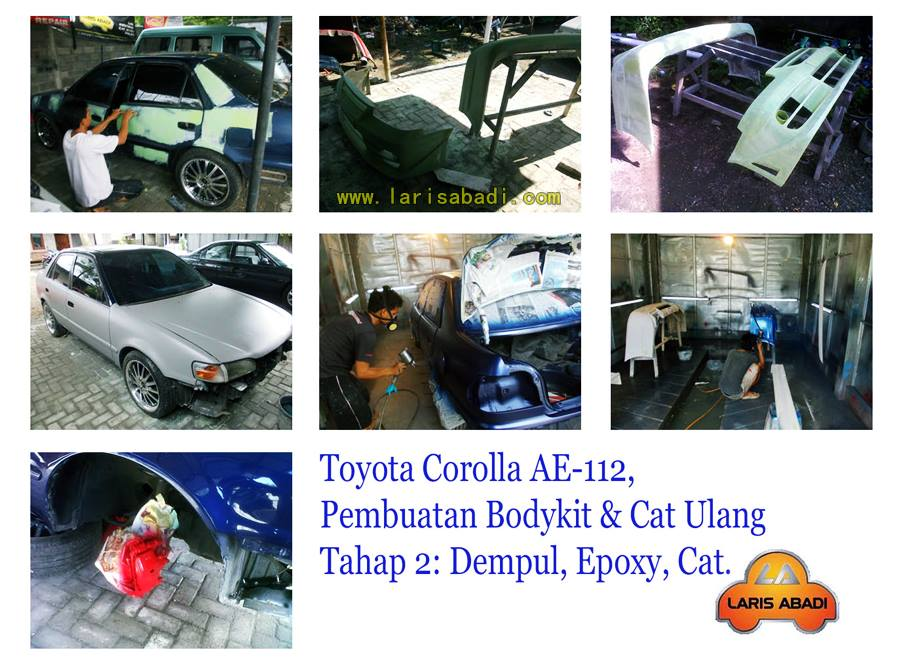 Project All New Bodykit 2