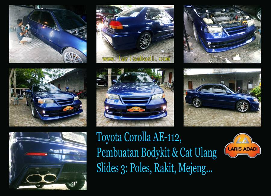 Project All New Bodykit 3