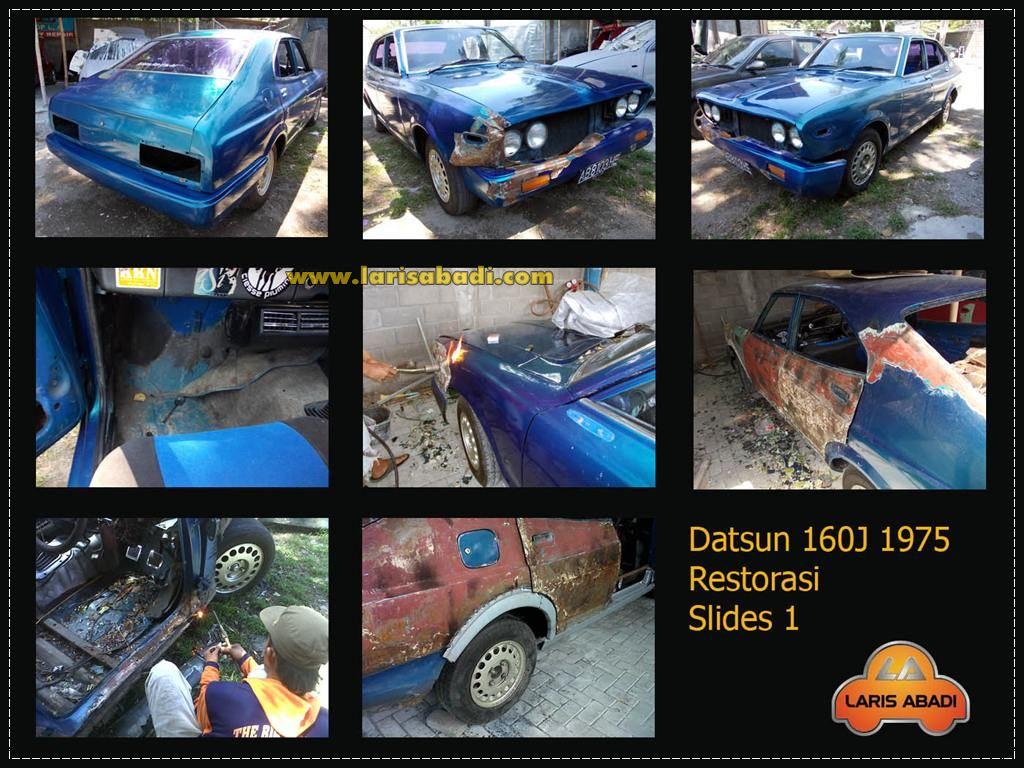 Project Datsun 160J -1