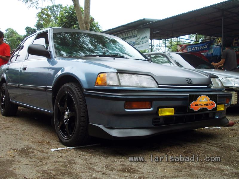 Spoiler Civic LX