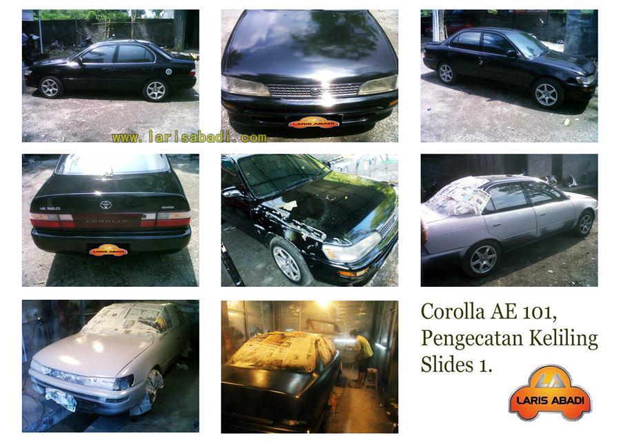 Corolla AE 101