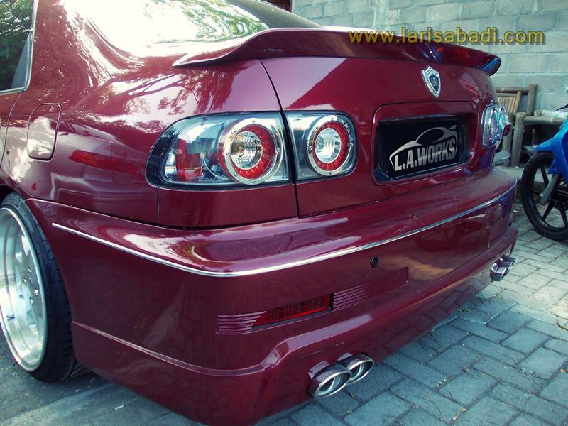 Bodykit Civic EG - Genio