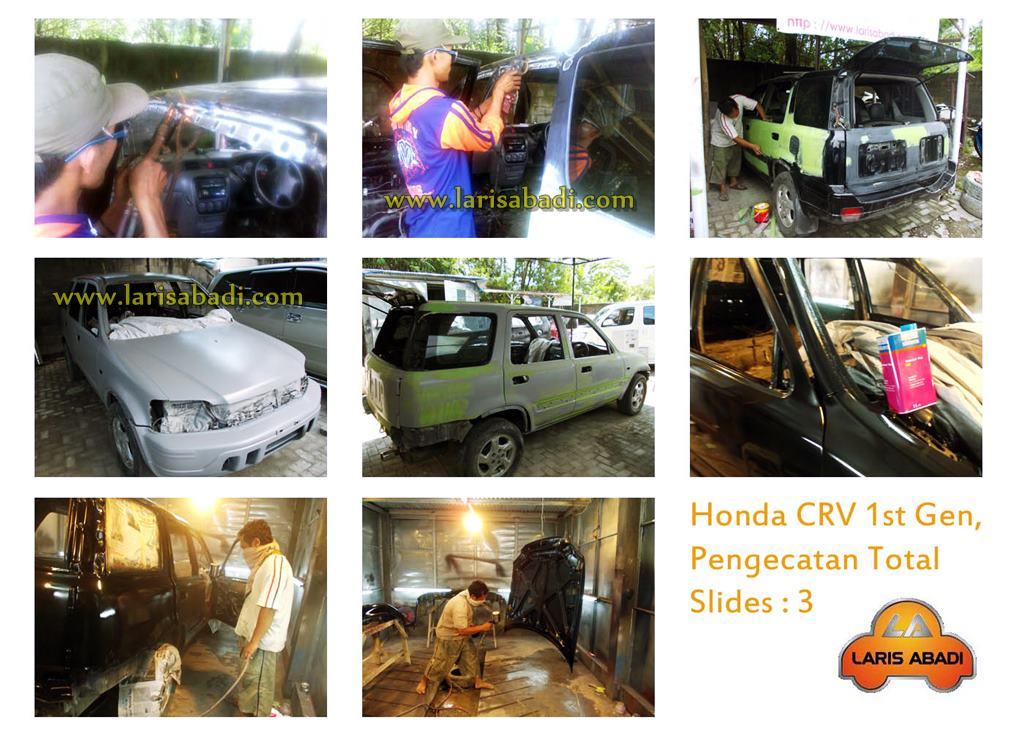 Honda CRV 1st Gen