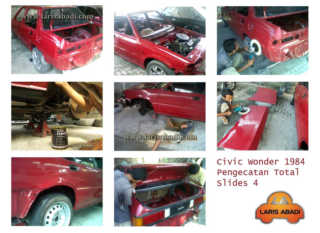 Civic SB-3 Wonder