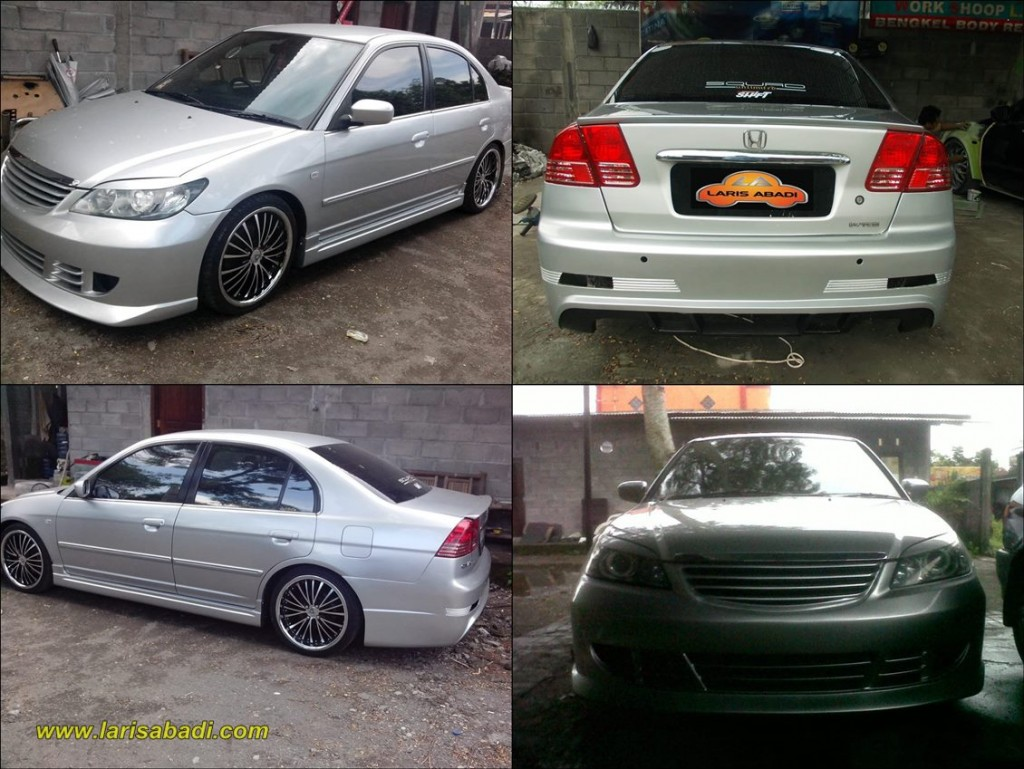 Civic ES 2005 Aerokit