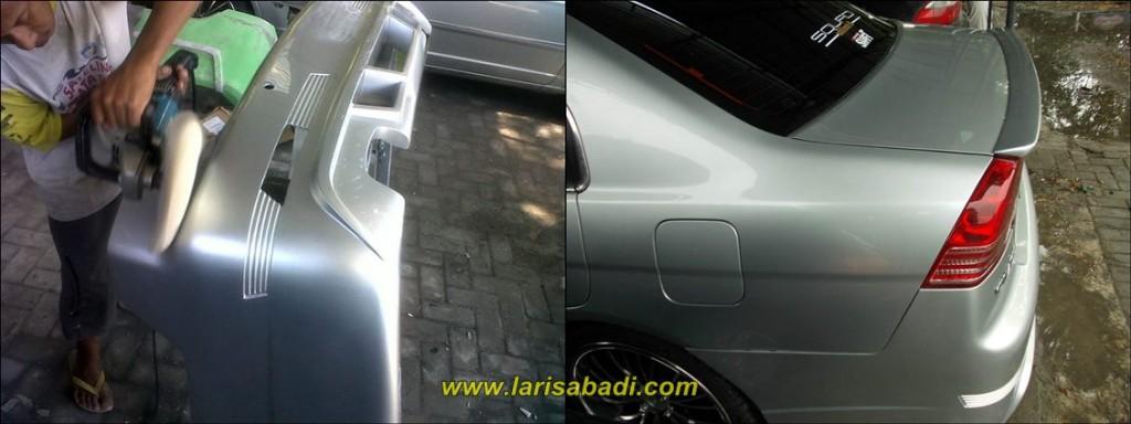 ductail Civic ES 2005