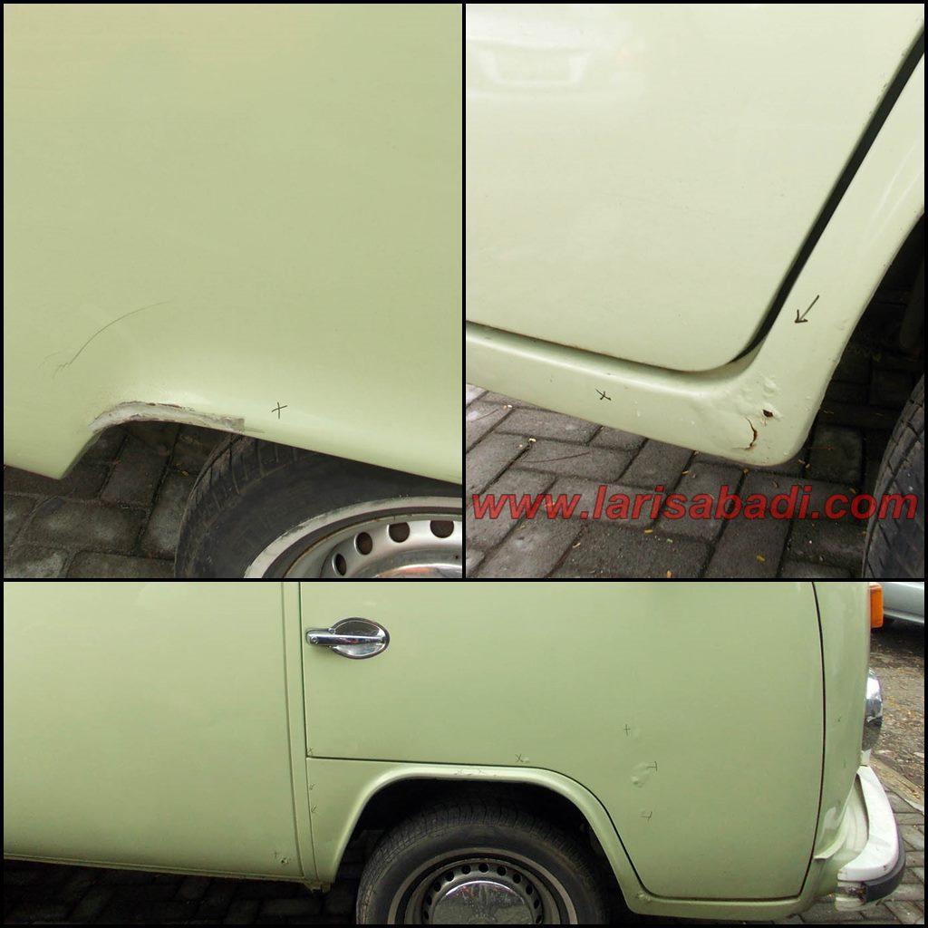 VW Kombi 79