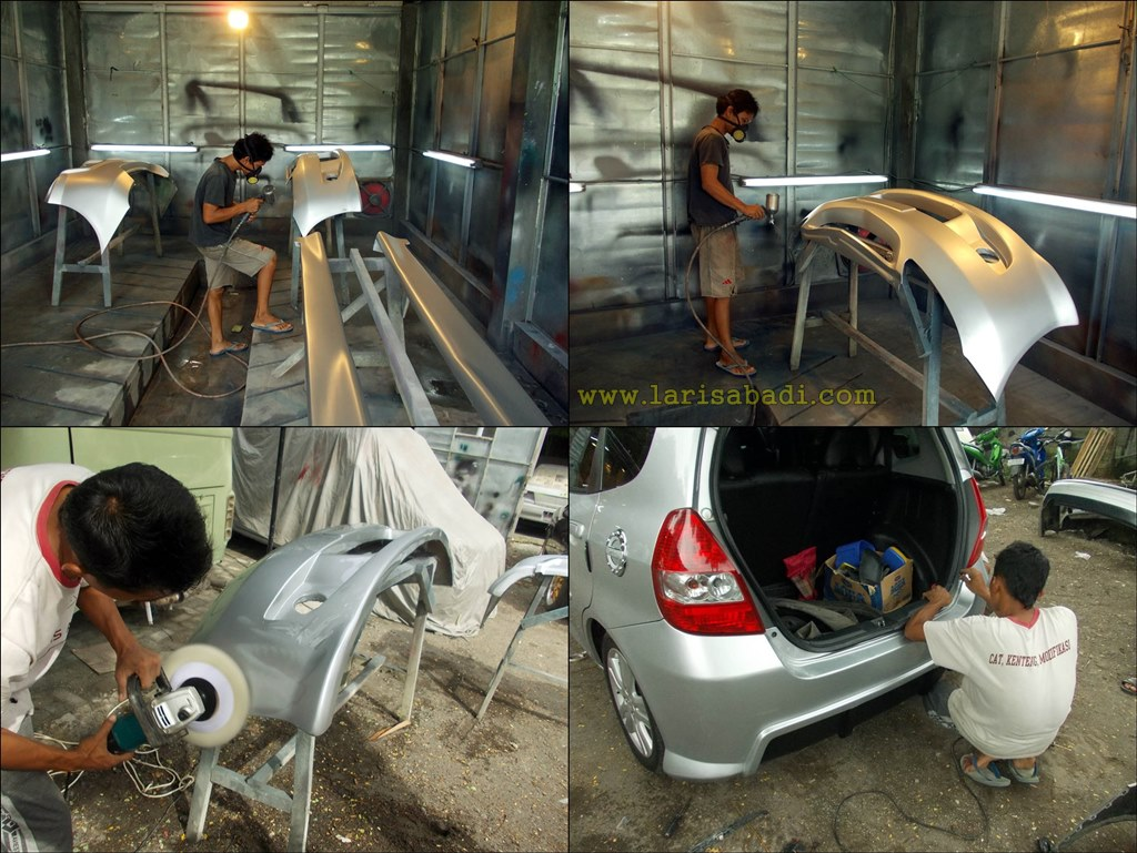 Cat Bodykit Jazz IDSi 2005