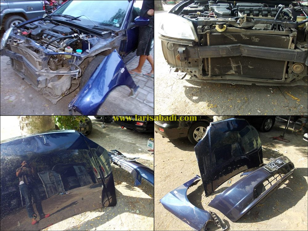 Civic ES Crash Parts