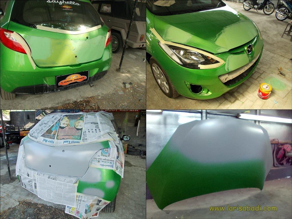 Mazda 2 Body Rep 3