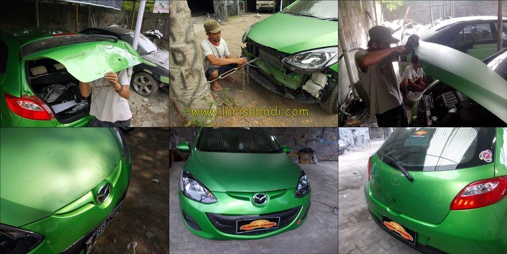 Mazda 2 Body Rep 2