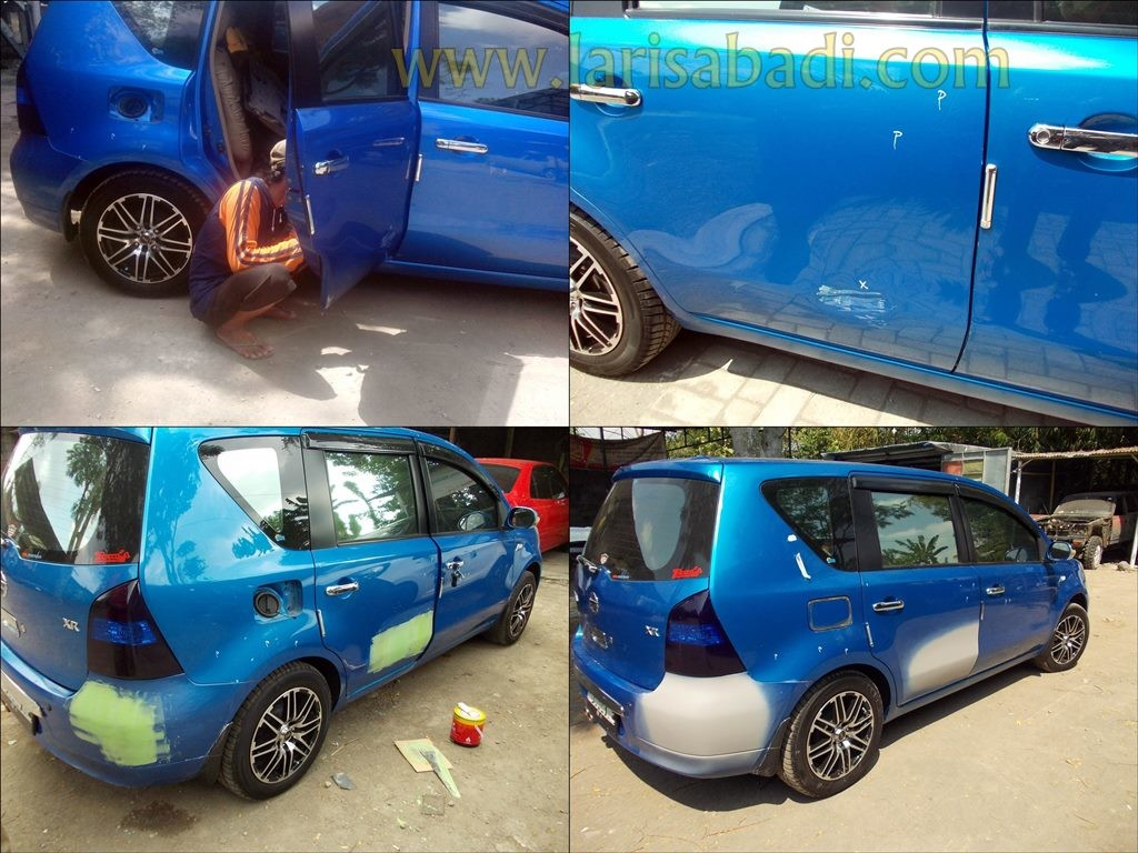 Repair, dempul, epoxy
