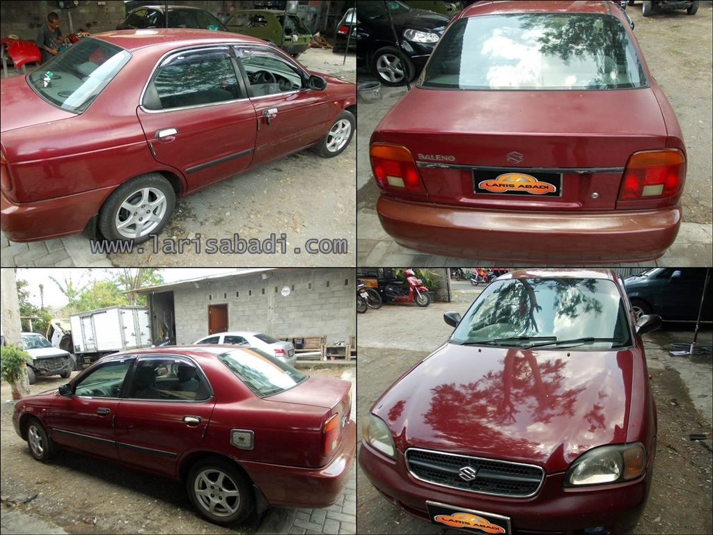 Baleno Red 1