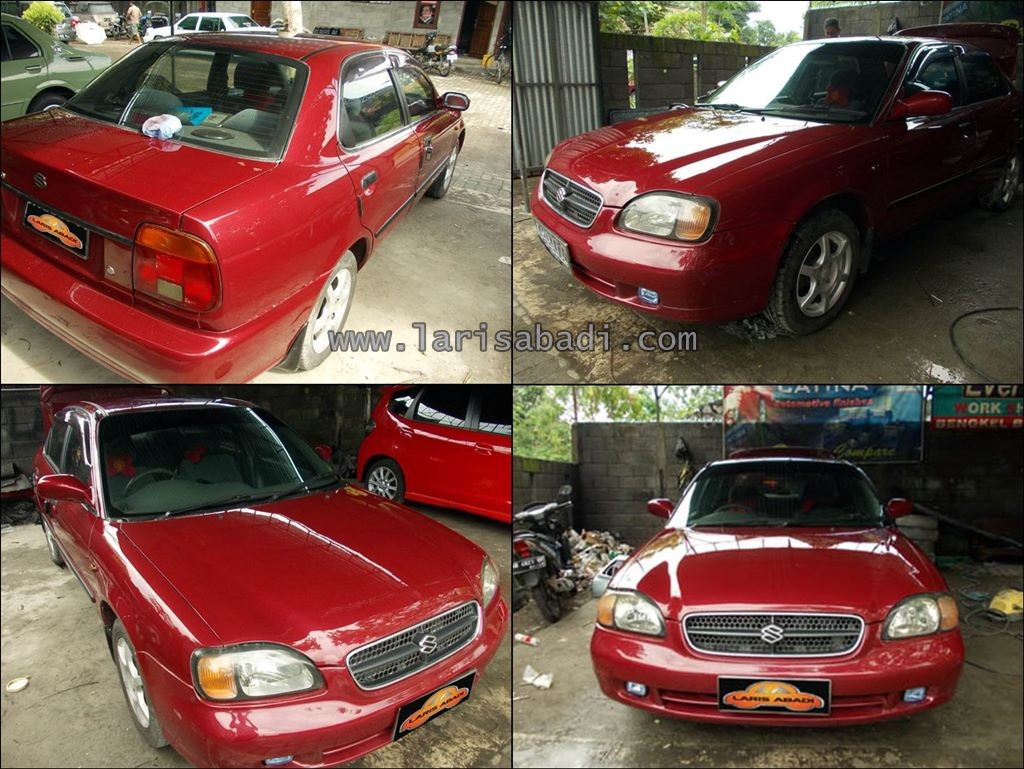 Baleno Red 5